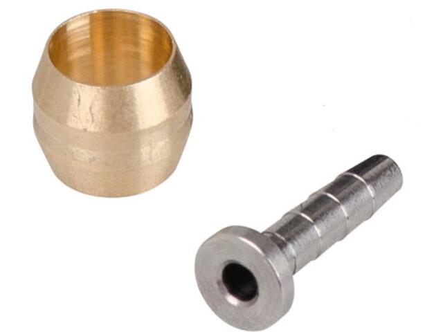 Shimano Olive og insert pin til SMBH90 Beige/sølv